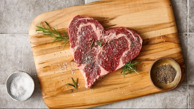 Sweetheart Ribeye from The Fresh Market