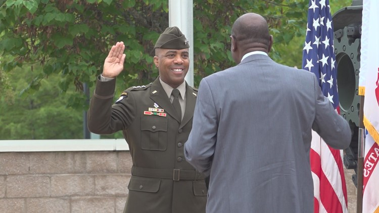 'The greatest privilege of my professional life,' U.S. Army Central appoints new commanding general