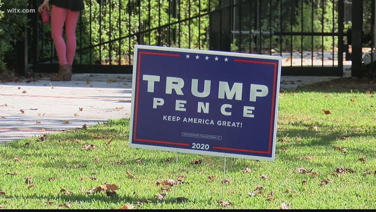 How long can campaign signs stay up after election Day?