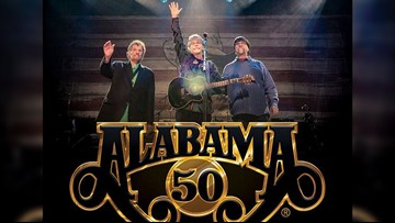 'Alabama' coming to Columbia for concert