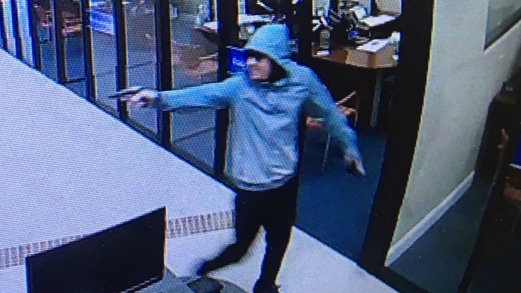 Forest Acres bank robbery 911 calls released