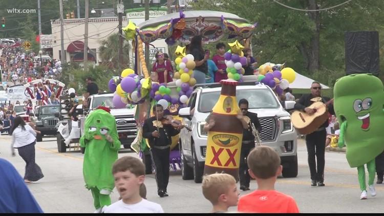 Community enjoys Chapin Labor Day parade