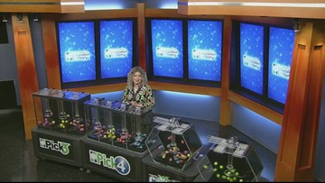 Evening Lottery Results Mar 26, 2019