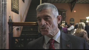 USC president Caslen supports scholarship increases at school