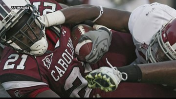 Former Gamecocks recall the 2010 win over Alabama