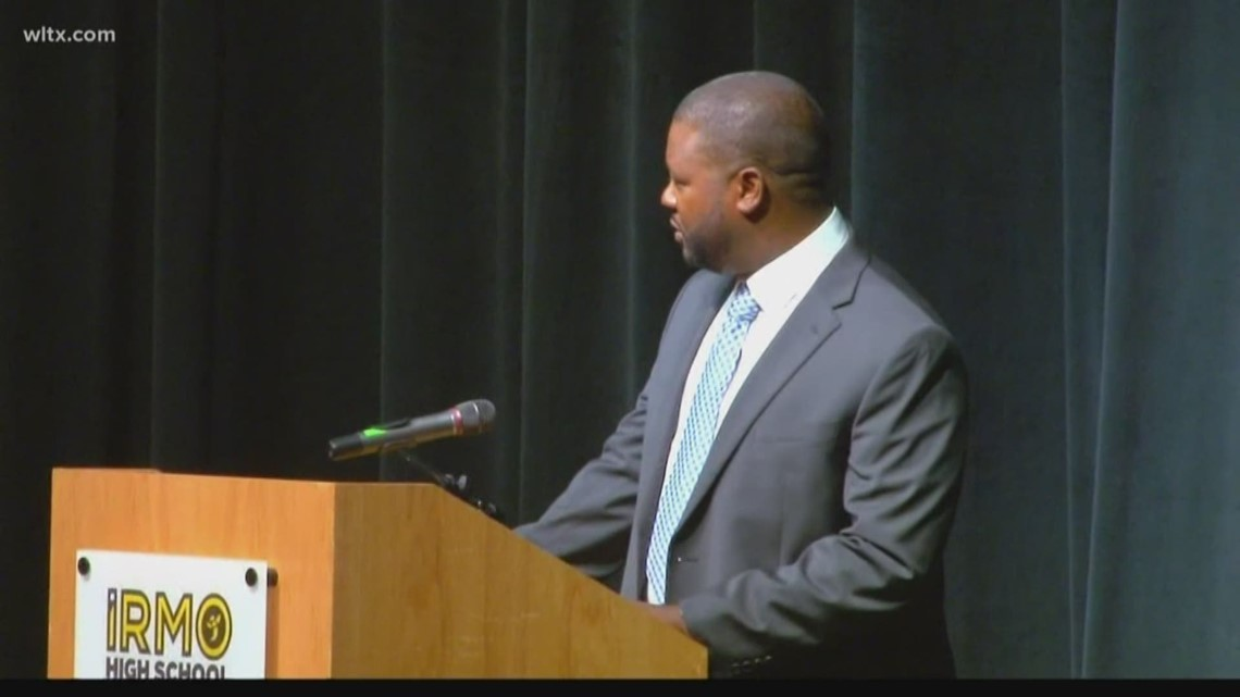 New Irmo coach talks about the Dutch Fork rivalry