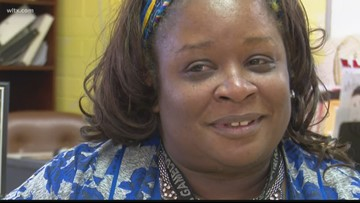Teacher of the Week: Antoinette Gibson