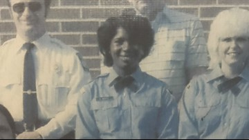 Batesburg-Leesville honors citizen who has served the community 40 years