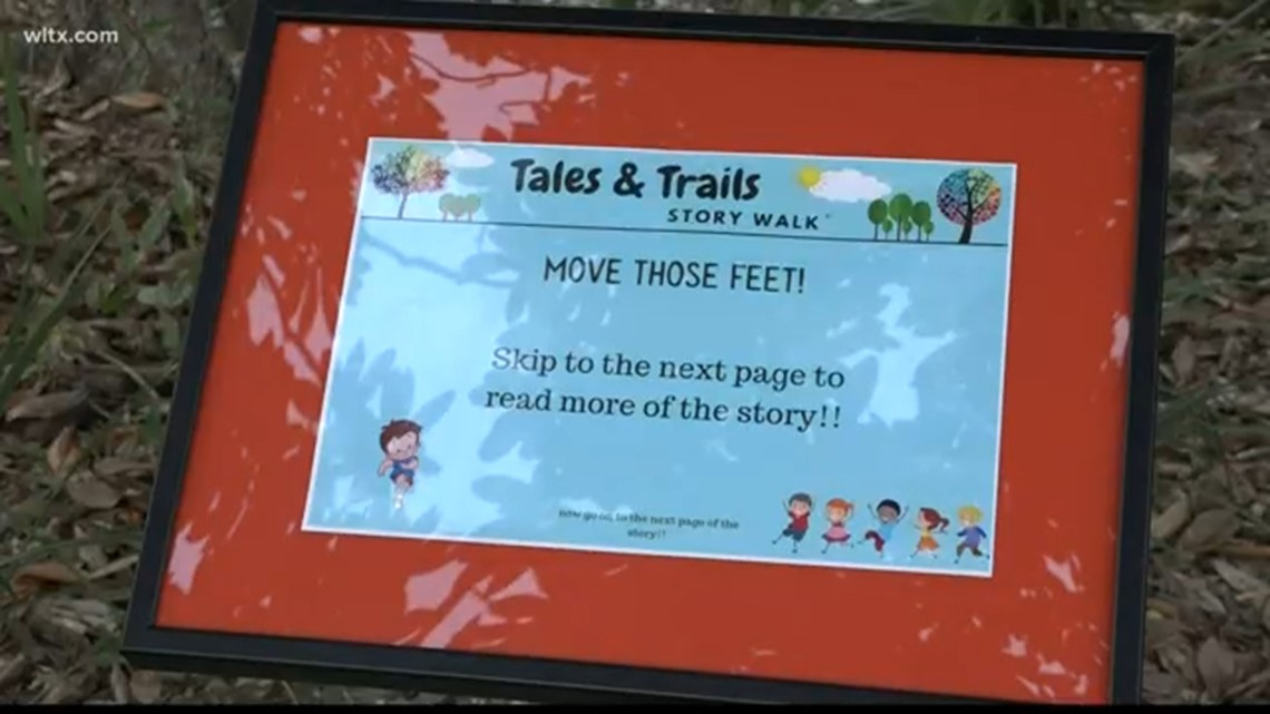 Holly Hill opens story walk to help get autism services in Orangeburg County