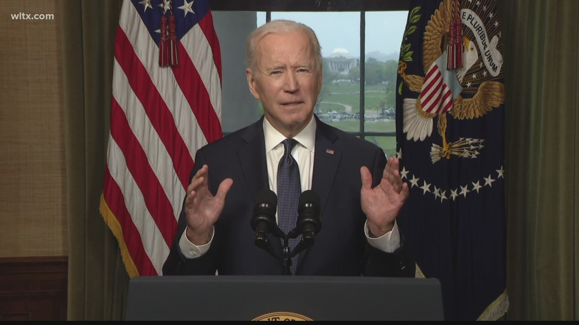 President Biden to pull US troops from Afghanistan, end 'forever war'