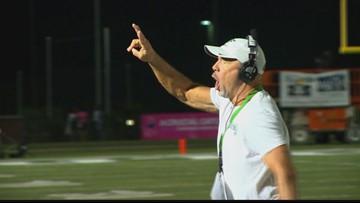 Knotts enjoys the life as a high school coach