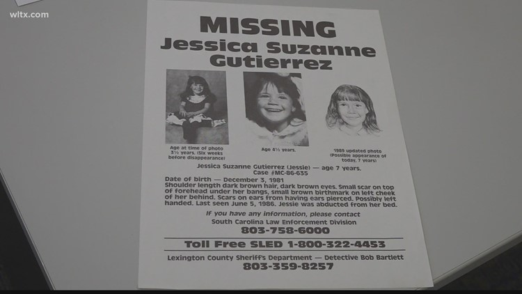 Lexington deputies, SLED, FBI take new look at kidnapping case from 1986