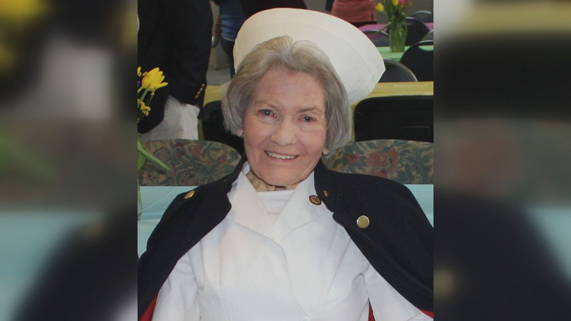 92-year-old nurse to be honored at Georgia Hospital