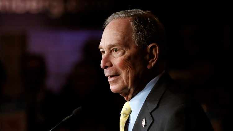 Bloomberg would sell business interests if elected, adviser says