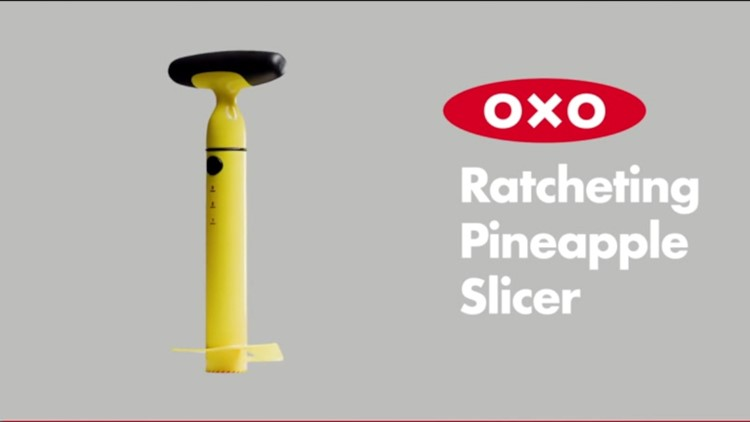 Does It Really Work: OXO Pineapple Slicer