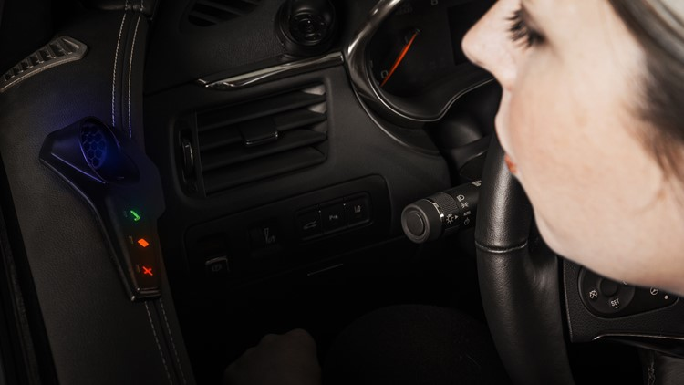 'It's helping save lives'   Vehicles will soon have built-in sensors to prevent drunk driving