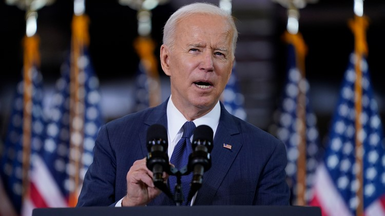 Biden Republicans? Some in GOP open to president's agenda