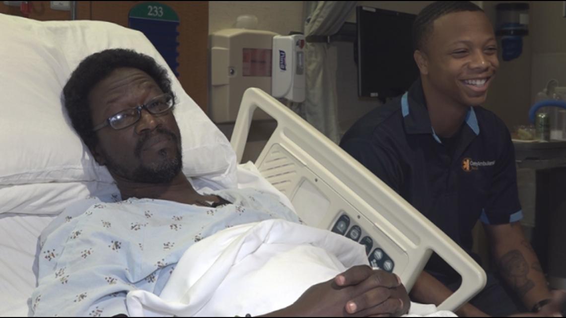Life-saving surprise: Jacksonville EMT unknowingly delivers heart to uncle