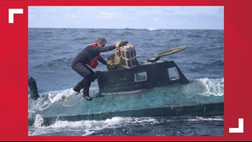 Coast Guard intercepts over 12,000 pounds of cocaine worth $165 million