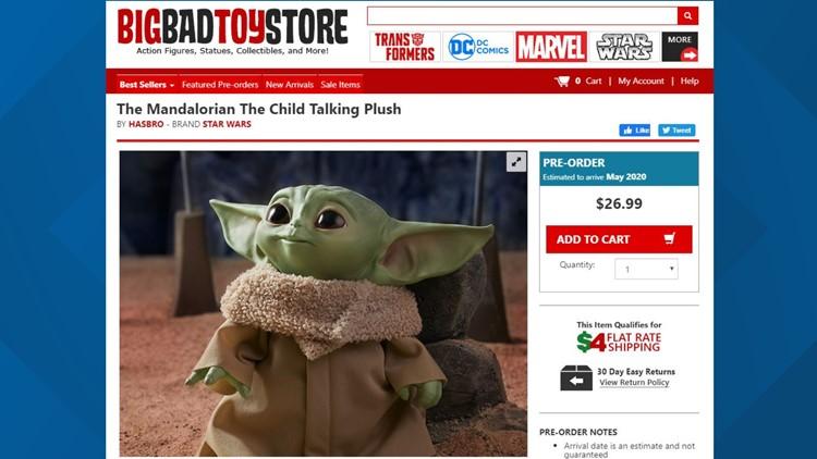 Hasbro The Child