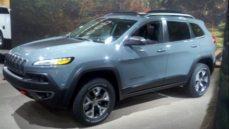 Cherokee Nation to Jeep: Stop using our name on SUVs