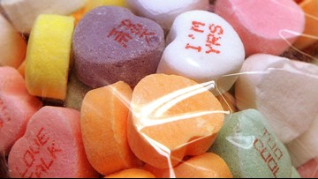 Sweethearts are back in time for Valentine's Day, albeit with some changes