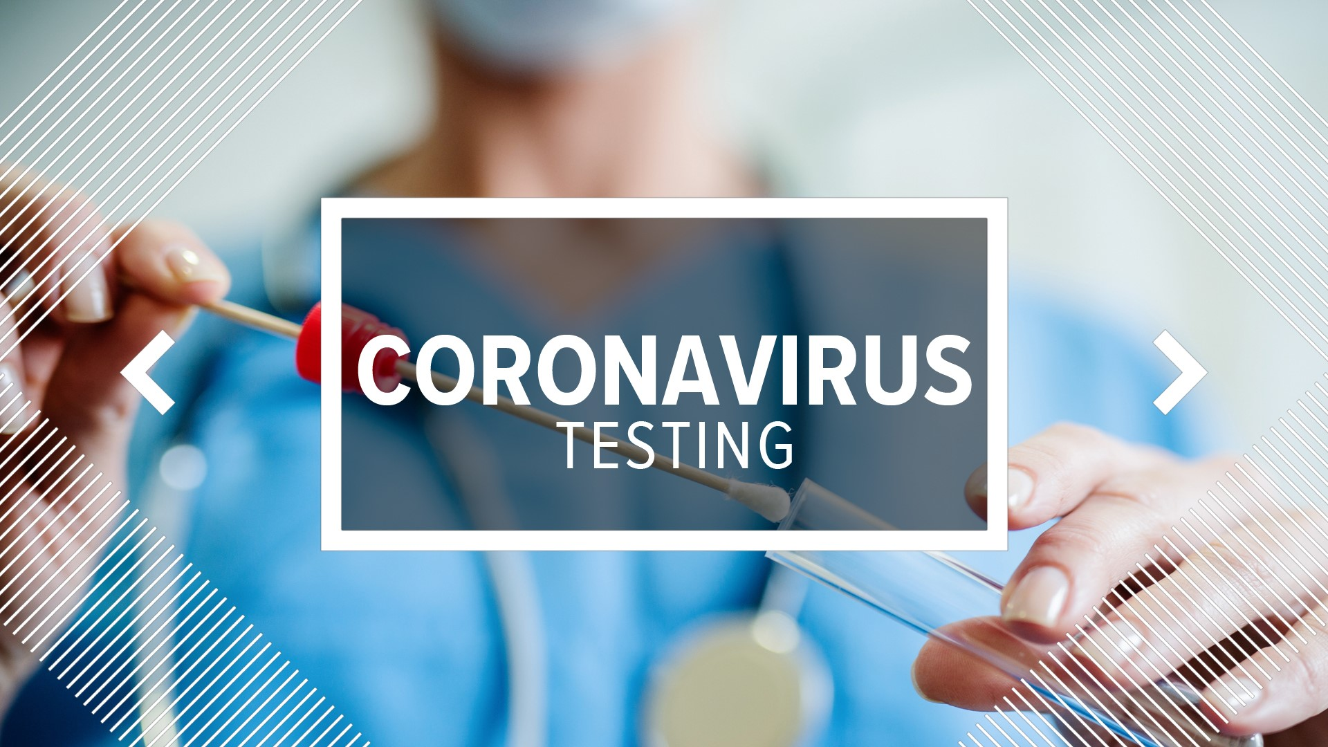 How Do I Get A Coronavirus Test In Toledo Where Do I Go Wltx Com