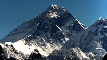 Decline in air pollution during pandemic lets people see Mount Everest from 120+ miles away