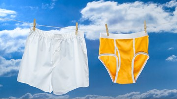 Dirty secret: Half of Americans don't change underwear every day
