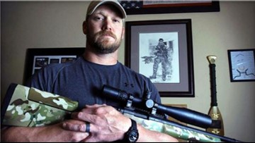 Sunday marks 7 years since the death of 'American Sniper' Chris Kyle