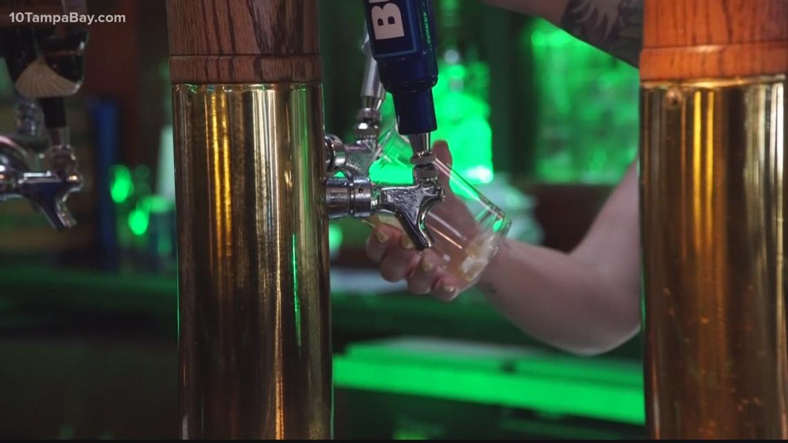 St. Petersburg bartender rescues two women from harasser with fake 'receipt'