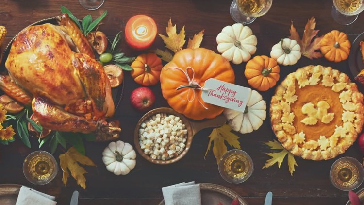 Higher food prices raise the cost of Thanksgiving dinner