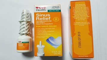 Nasal spray and baby oral gels made for Walgreens, CVS and others gets recalled