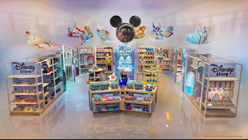 Disney opens stores in Targets across the country