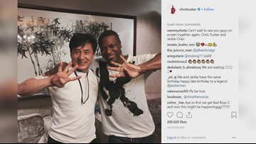 'Rush Hour 4' coming soon? Jackie Chan, Chris Tucker tease another movie