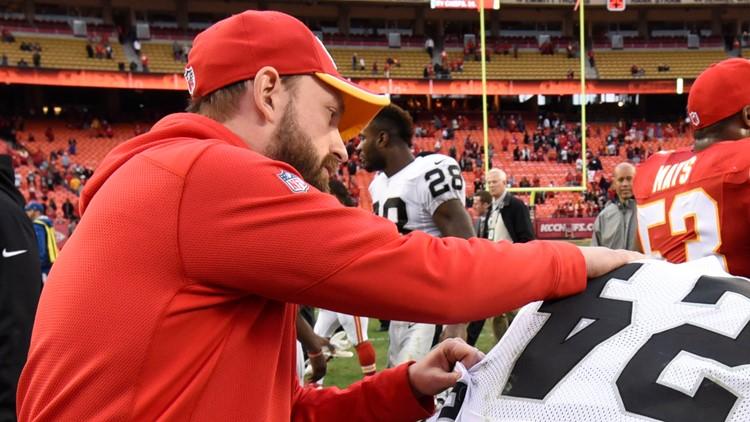 Chiefs linebackers coach Britt Reid involved in crash that injured 2 children