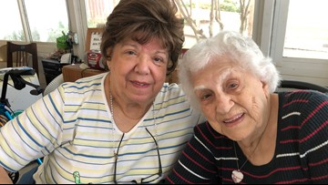 At 90 and 91, these work besties have never missed a shift