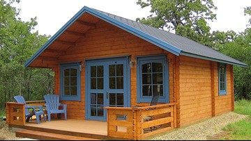 Amazon selling tiny homes for less than $20,000