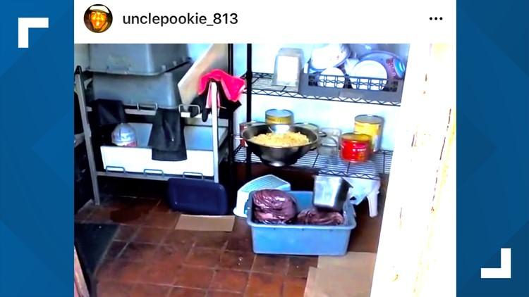 Li's Chinese Kitchen Violations