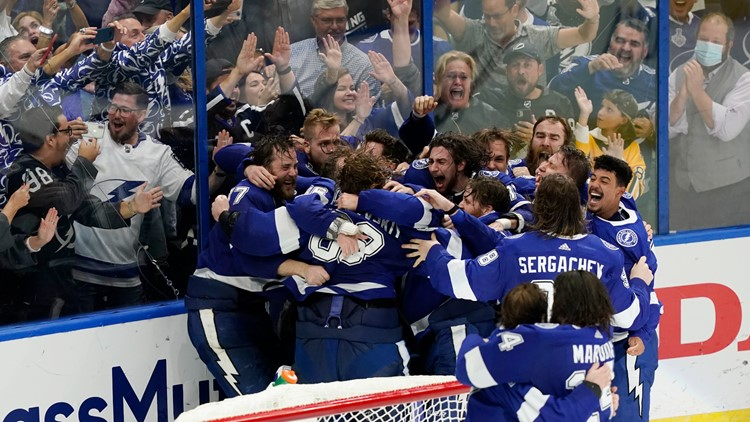 Tampa Bay Lightning join elite list of NHL teams to win back-to-back Stanley Cup championships