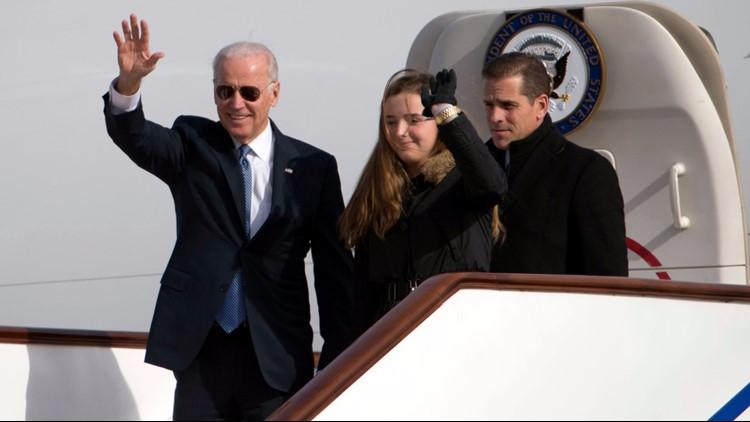 Report Joe Biden S Son Widowed Daughter In Law In Love Wltx Com