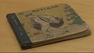 'Makes you smile': Overdue library book returned 73 years later