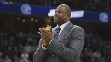 Patrick Ewing released from the hospital