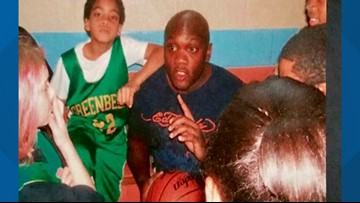 'He died protecting his family.' Coach, father of three stabbed to death in home
