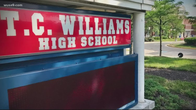 T.C. Williams High School to be renamed 'Alexandria City High School' starting this fall