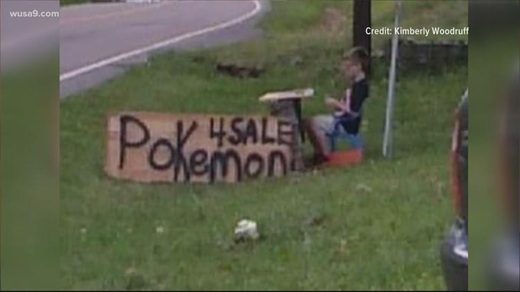 8-year-old Virginia boy sells Pokémon cards to save sick dog