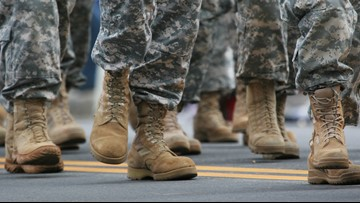 US military's role in response to virus outbreak is growing