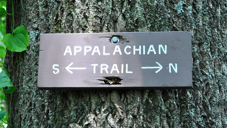 Hikers being asked to postpone full-length hiking plans on Appalachian Trail because of COVID-19