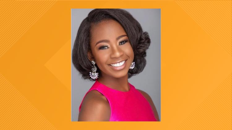 MAKING A MARK: Teen titleholder uses platform to spread sickle cell disease awareness