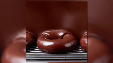 Krispy Kreme brings back chocolate glazed doughnuts for one day only